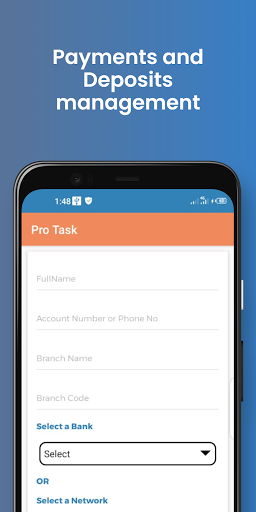 ProTask App screenshot 8