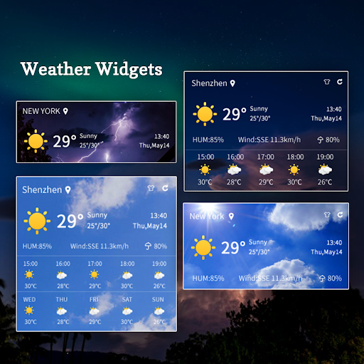 Weather - Accurate Weather Forecast screenshot 1