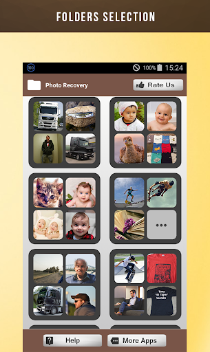 Deleted Photo Recovery screenshot 2