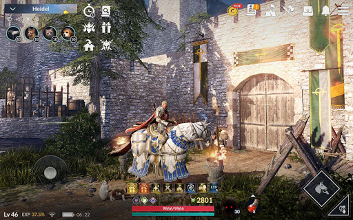 Black Desert Mobile screenshot 7