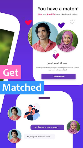 Muslim Match- Single Muslim Dating & Marriage App screenshot 4