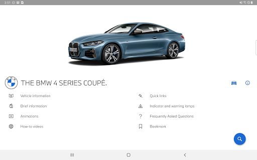 BMW Driver's Guide screenshot 6