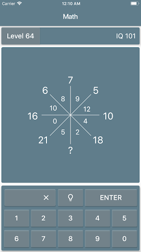 Math Riddles: IQ Test screenshot 5
