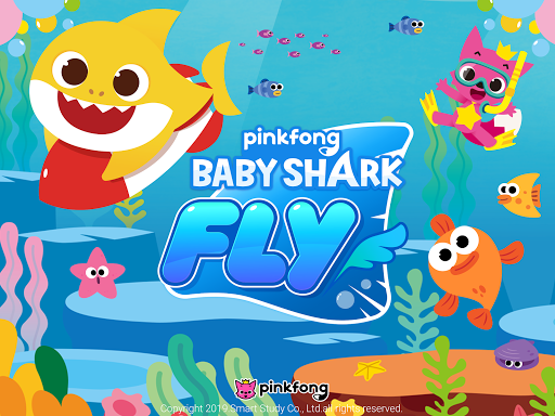 Baby Shark FLY screenshot 13