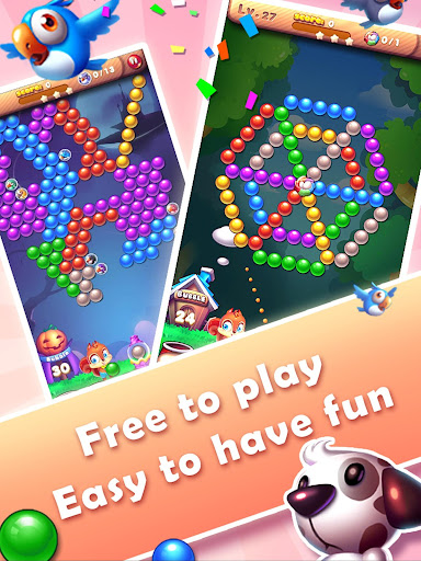Bubble Bird Rescue 2 - Shoot! screenshot 11