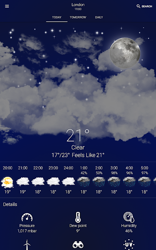 Weather US screenshot 9