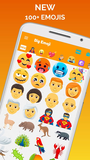 Big Emoji screenshot 5