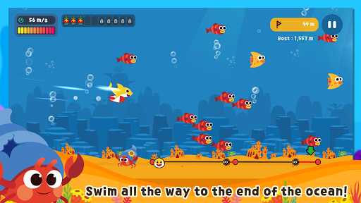 Baby Shark FLY screenshot 2