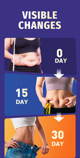 Lose Belly Fat at Home screenshot 7