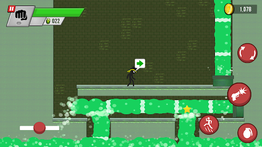 Stickman vs Zombies screenshot 6