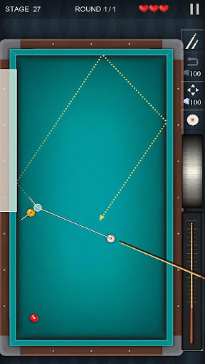 Pro Billiards 3balls 4balls screenshot 5