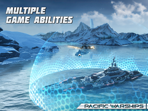 Pacific Warships screenshot 14