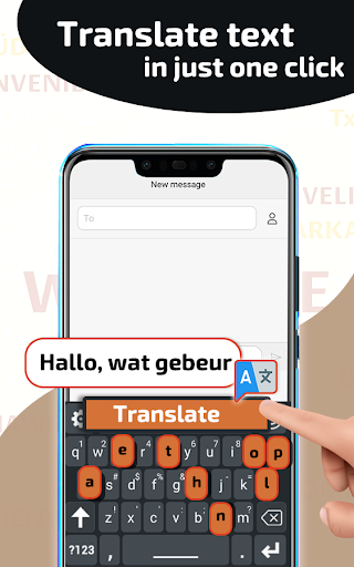 Chat Translator Keyboard screenshot 8