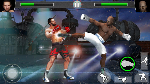 Kickboxing Fighting Games screenshot 2