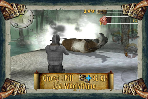 Ice Age Hunter screenshot 2