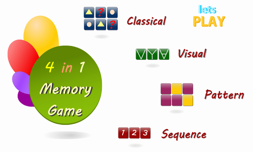 Memory Games For Adults screenshot 1