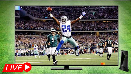 Free Watch NFL Live Stream 屏幕截图 1