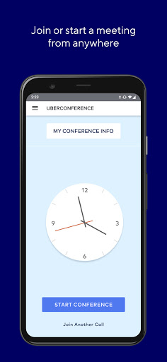 UberConference screenshot 1