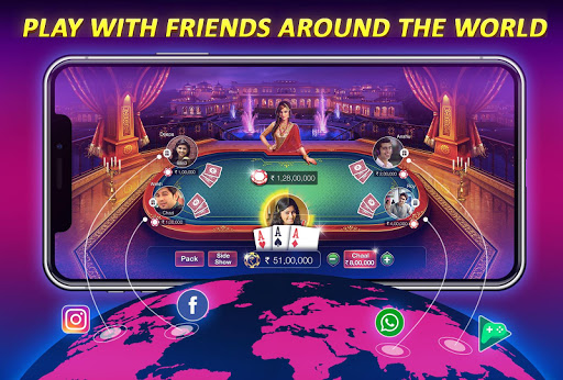 Teen Patti Gold screenshot 5