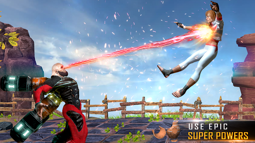 Kung fu fight karate offline games 2020 screenshot 2