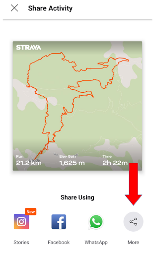 Strava to Relive screenshot 4