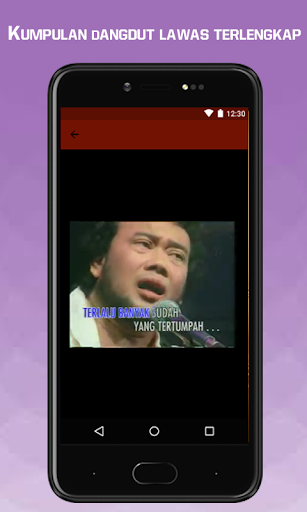 Dangdut Lawas Terlengkap screenshot 5
