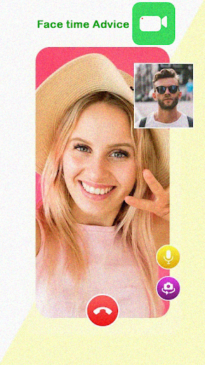 New FaceTime Video call & voice Call Guide screenshot 7
