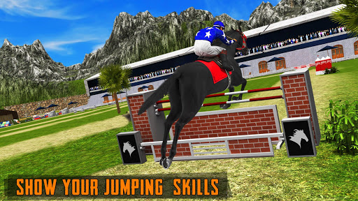 Horse Jumping Simulator 2020 screenshot 4