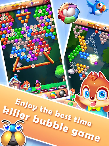 Bubble Bird Rescue 2 - Shoot! screenshot 12