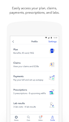 Oscar Health screenshot 4