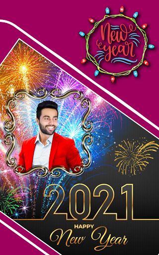 New Year Photo Editor - Photo Frames screenshot 8