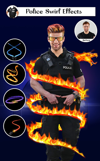 Policer screenshot 2