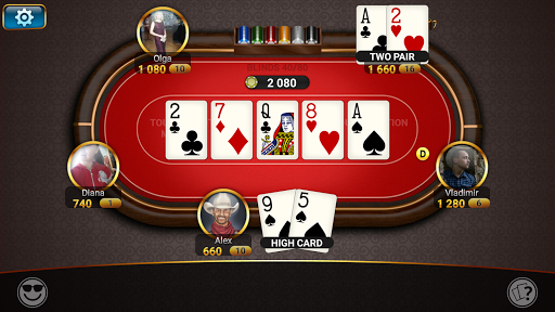 Poker Championship online screenshot 2