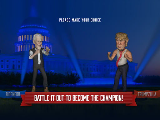 Capitol Cage Fight screenshot 9
