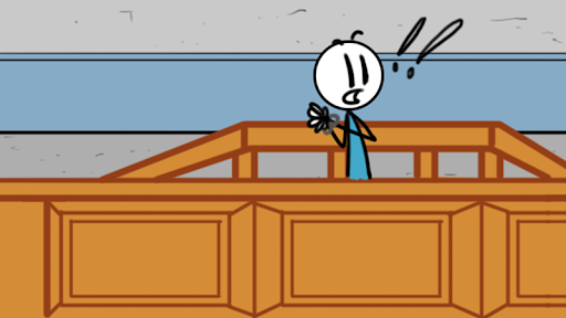Henry Stickman Escape screenshot 4