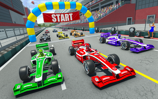 High Speed Formula Car Racing screenshot 17