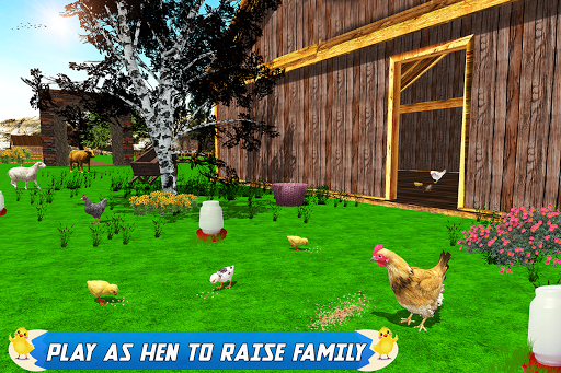 New Hen Family Simulator screenshot 7