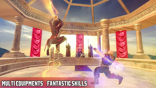 Kung fu fight karate offline games 2020 screenshot 7