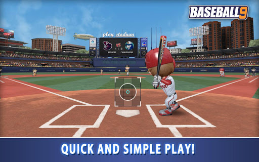 BASEBALL 9 screenshot 14