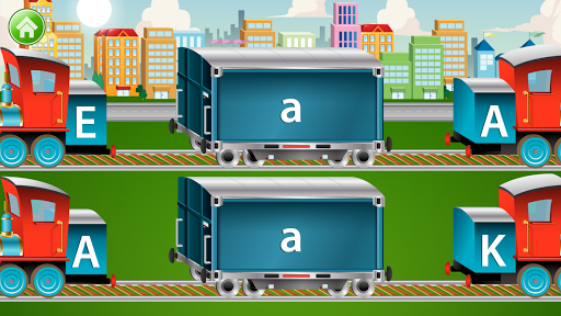 Learn Letter Names and Sounds with ABC Trains screenshot 11
