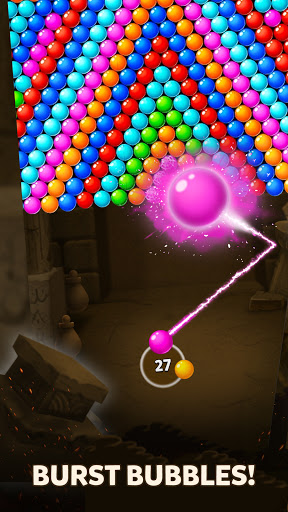 Bubble Pop Origin! Puzzle Game screenshot 1