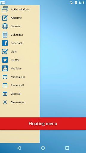 Floating Apps Free (multitasking) screenshot 13