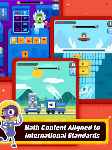 Zapzapmath School screenshot 8