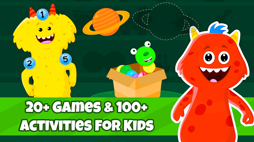 Baby & Toddler Games for 2, 3, 4 Year Olds screenshot 1