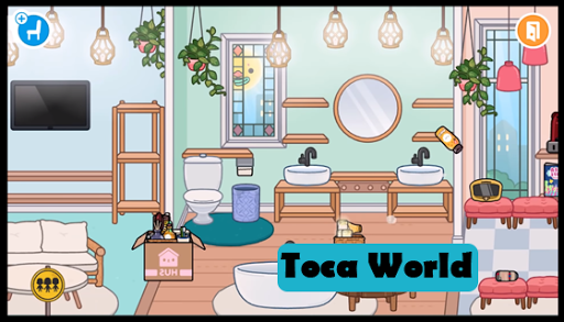 Wallpapers For TOCA Life World Town screenshot 3