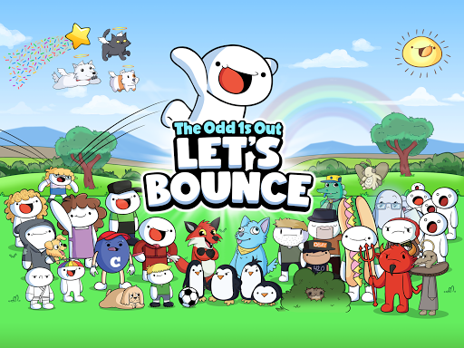 TheOdd1sOut: Let's Bounce screenshot 15