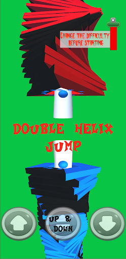 Double Helix Jump screenshot 1