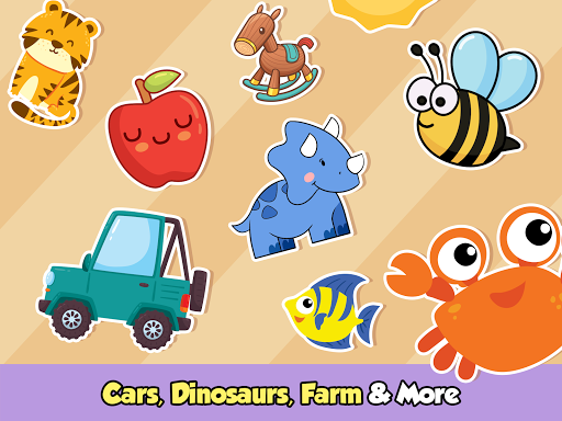 Toddler Puzzles for Kids screenshot 12