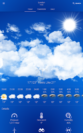 Weather US screenshot 10