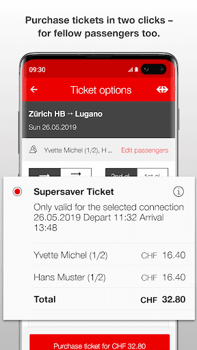 SBB Mobile screenshot 5